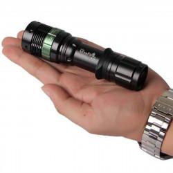 Torche led Q5 5w Rechargeable LED Lampe De Poche zoom