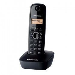 Teléfono inalámbrico Panasonic KX-TG1611FRH Solo No 50 nombre y número de directorio de correo de voz