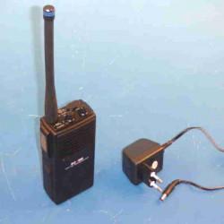Walkie talkie 135 170mhz 2 canali 2 watt