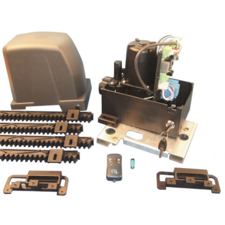 Kit Automatisme Portail Coulissant 400kg Basic 610w Pack