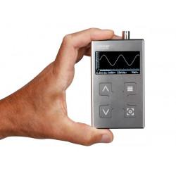 Hps140mk2 ancho de banda de 10 MHz osciloscopio de mano Sensibilidad 0,1 mV tiempo de señal de amplitud