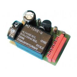 Module minuterie electronique pour recepteur radio re1f/re13 modules electroniques minuteries