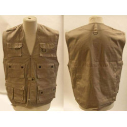 Vest reporter vest colour beige size m