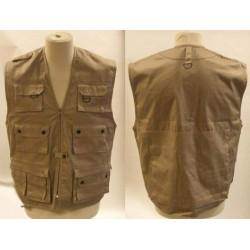 Vest reporter vest colour beige size l