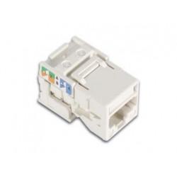 Jack modulaire rj45 cat5e cwp05 pour prise rj45en cwp01 cwp02 cwp03 cwp04 informatique reseau