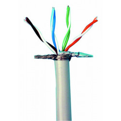 Utp network cable, 4x2x.51mm, single wire, 1m category 5 utp ethernet network cable utp category 5 network cable utp network cab