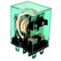 Relais 12vdc 2 no nc kontakte 10a unter 220vac elektrisches relais sicherheitstechnik elektrisches relais