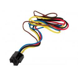 Halterung fur relais 12vdc 1 no nc kontakt 30a unter 220vac elektrisches relais sicherheitstechnik elektrisches relais