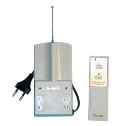 Interruttore radio a distanza 2 canali 20 40m (stesso codice) interruttore radio comando radio a distanza