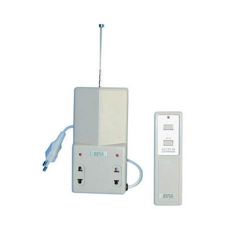 Switch 1 channel remote switch (identical code) remote power switch remote  power switch control rf wireless remote controls & sw - Eclats Antivols