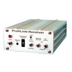 Recepteur audio video 2.3 à 2.5ghz pour emetteur audio video sans fil tx4000 recepteurs