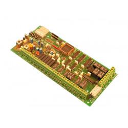 Circuit receiver radio multicanal alarm without wire albano ae rx mc6 alarm without wire albano radio