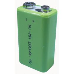 Wiederaufladbare batterie 8.4vdc 200ma wiederaufladbare batterie akkumulatoren akkumulator wiederaufladbaren batterien