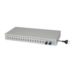 Selector vídeo cíclico 16 canales selectores audio vídeo y cíclicos selección vídeo