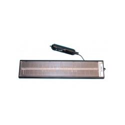 Paneles solar fotovoltaico cargador solar 12v 25ma para bateria coche (831)