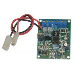 Electronic circuit for electronic alarm siren 130db exterior back up siren sa130