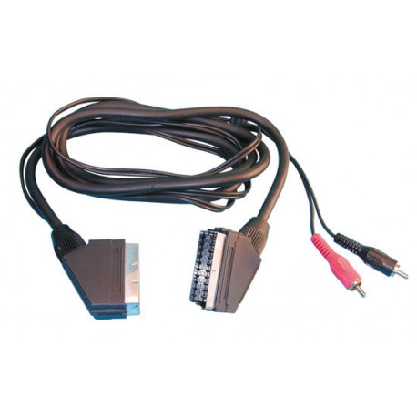 Cable scart 1.5m 2 rca accesorios television cables peritel antena on radio frequency, cable tv connectors, cable tv jumper wire, optical fiber cable, bnc connector, networking cables, component video, cable tv construction, rf connector, f connector, cable tv software, cable tv service, cable tv transmitter, cable tv outlets, cable tv conduit, category 6 cable, cable tv mounts, cable tv equipment, cable tv switch, cable tv repair, ribbon cable, category 5 cable, ethernet crossover cable, cable tv antenna, cable tv hardware, cable tv framing, shielded cable, cable tv grounding, cable tv computer, communications satellite, cable tv splitter, cable tv installation, cable tv plugs,
