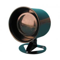 Electronic alarm siren 115db black waterproof siren, 12vdc 350ma alarm siren siren alarm sirens electronic acoustic alarm electr
