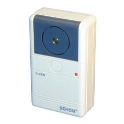 Innensirene fur alarmanlage ce388 innensirenen alarmsirene alarmsirenen elektronische alarmsirene sicherheitstechnik zubehor fur