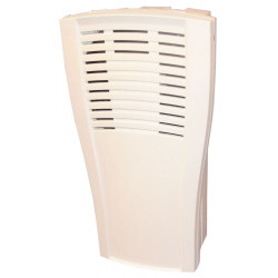 Electronic alarm siren 108db 12v 24v 50ma 24vdc white agreee fire nf s ip 32 001 405