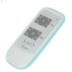 Telecommande supplementaire de sir100 transmetteur image stereo televiseur sirocco sans fil