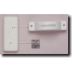 Infrarosso cortina senza filo 30 100m 27.12mhz + contatto allarme elettronica sirio