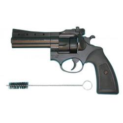 Pistolet revolver entrainement tir loisir 5 coups soft gomm pistolet revolver défense