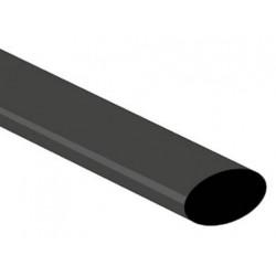 Shrinkable tube 12.7mm black