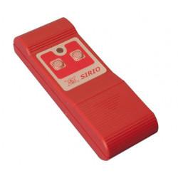 Telecomando miniatura 2 canali 30 100m mcrtry f 1 27.12mhz mini sirio allarme cancelli porte automatiche motorizzazione