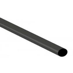 Shrinkable tube 2.4mm black