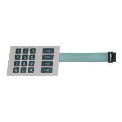 Membrana tastiera stv3504 vocale ys vocale ys+ sistema allarme membrane tastiere elettronico stv3504