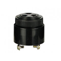 Volume control buzzer 3 24vdc screw type pulse tone