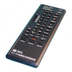 Mando a distancia por infrarrojos con 8 canales tv television magnetoscopio lector cd descodificador satelite