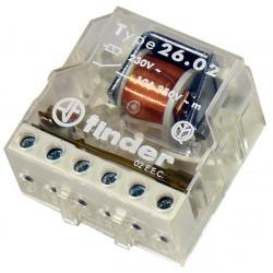 Teleruttore 220vca 1 contact no 10a interruttore ad impulsi elettrici accessori centrale allarme