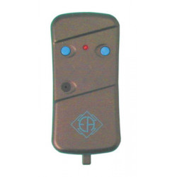 Telecommande miniature 306mhz 2 canaux 50/200m emetteur 306 mhz asmy automatisme motorisation