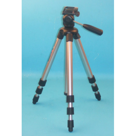 Tripod manfrotto 390 junior with knee cap for camera, movie camera