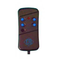Telecommande asmy4 306mhz 4 canaux 50/200m 306 mhz emetteur automatisme motorisation