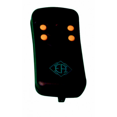 Remote control 4 channel miniature remote control, 30.875mhz 50 200m doors gates automations self motorisations alarms remote co