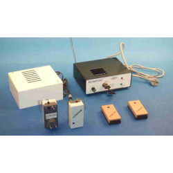 Pack alarm glasbruch 220vca (zentrale+ sirene +2x chocdetektor + 2xsteuerungen)