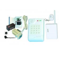 Telefonwahlgerat mit draht mit funkempfanger 4 rufnummern sicherheitstechnik telefonwahlgerate zubehor fur alarmanlage alarmanla