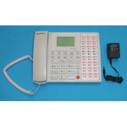 Telephone filaire pour central telephonique autocom 16 lignes 48 postes pabx 16l48pc