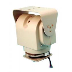 Tourelle horizontale verticale interieure 220v pts303 surveillance video systeme securite visp2