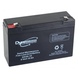 Rechargeable battery 6vdc 10ah rechargeable battery lead calcium battery rechargeable batteries