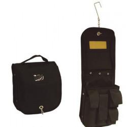 Trousse toilette sac transport militaire noir ttops article paramilitaire hygiene