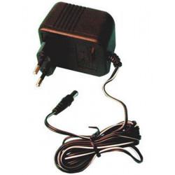 Alimentation electrique adaptateur enfichable 220vca/12vcc 300ma transmission video tv400 220v 12v