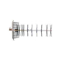 Uhf außenantenne antenne fur fernsehen 43 elemente 21 69 kanal außenantenne außenantennen uhf außenantennen