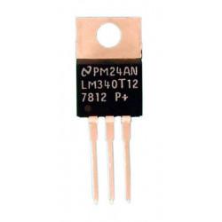 Regulateur electronique de tension 12v 1a a 220v regulation ua7812