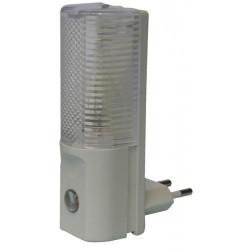 Lampadina da notte di sicurezza automatica per bambino 220vca con cellula fotoelettrica lampadina emergenza automatica