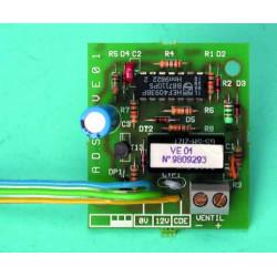 Modulo electronico para fu12v,ga12v,gp12v