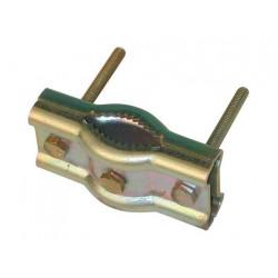 Collier polyvalent haubanage collier arrêt pour mât diamètre 50 mm maximum